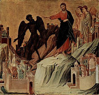 Die Versuchung Jesu
