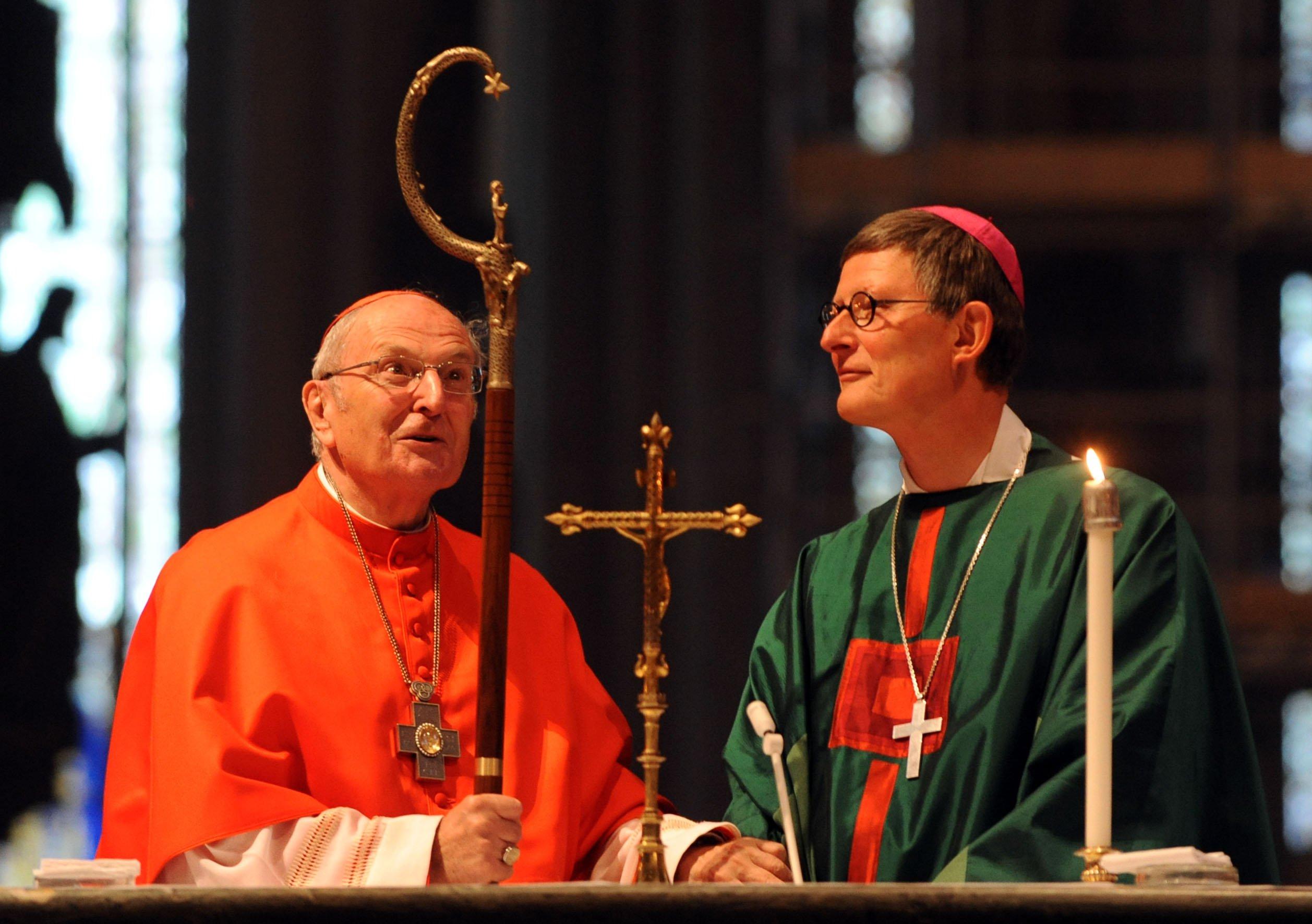 Anrede Erzbischof
