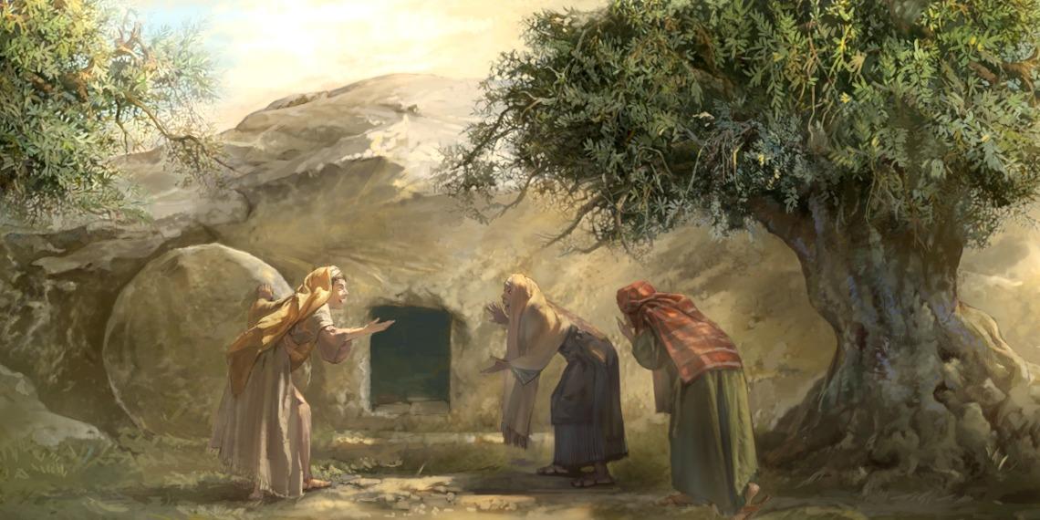 Grab Jesu