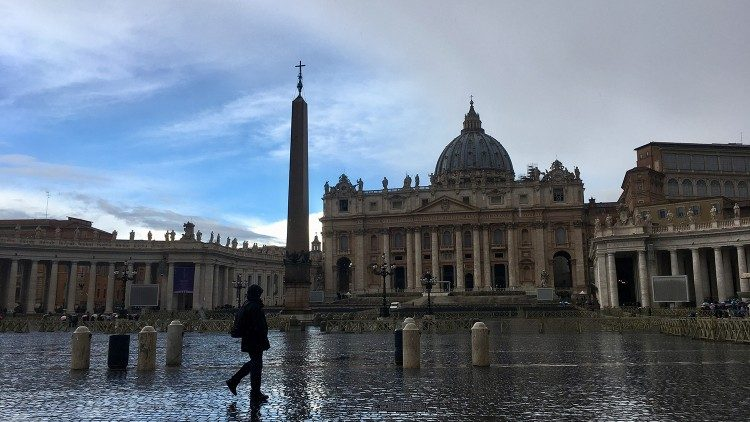 Corona Im Vatikan