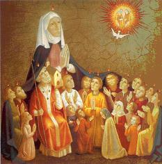 Maria Mutter Der Kirche